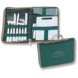Custom imprinted Picnic Kit