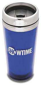 Custom imprinted Colored Acrylic Tumbler
