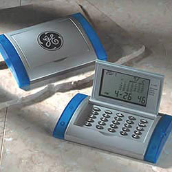 Custom imprinted World Time Alarm Clock And Calculator