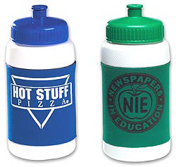 Custom imprinted 20 oz. Foam Insulated Bottle