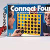 Connect Four Key Chain