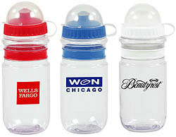 Custom imprinted Power Sport Bottle - 18 Ounce