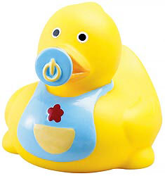 Custom imprinted Baby Duck