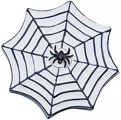 Custom imprinted Spider Web Stress Reliever