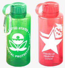 Custom imprinted Polycarbonate Sport Bottle