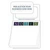 Magnetic Sticky Pad - Stock Notes 20 Sheet