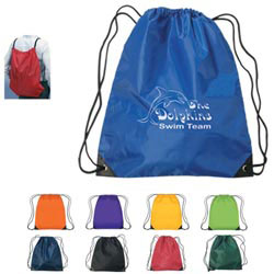 Custom imprinted Large Sports Pack