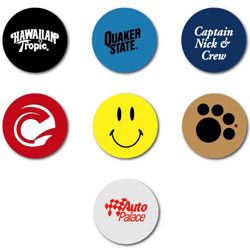 Custom imprinted Golf Ball Markers