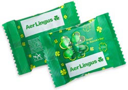 Custom imprinted Saint Patrick's Day Theme Pack - 1 oz