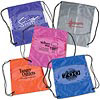 Clear View Drawstring Bag