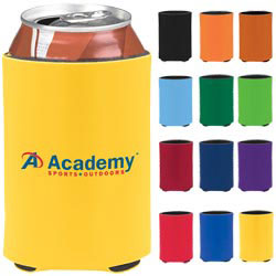Custom imprinted Deluxe Collapsible Koozie Can Kooler