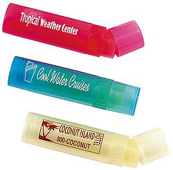 Custom imprinted Easy-Twist Lip Balm (SPF-23)