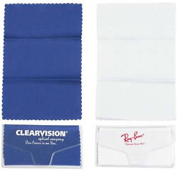 Custom imprinted Microfiber Lens Cloth