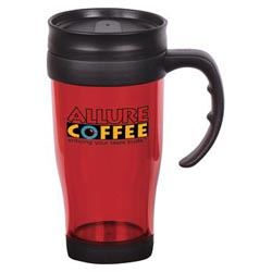 Custom imprinted Gulfstream Travel Mug