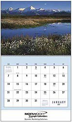 Custom imprinted American Splendor Calendar