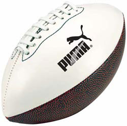Custom imprinted Mini Football with Laces