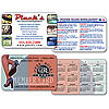 Wallet Card - 3.5x2.25 Laminated 2-Sided