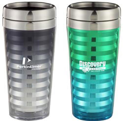 Custom imprinted Vibe Tumbler