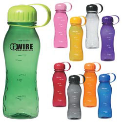 Custom imprinted 18 oz. Water Jug Sports Bottle