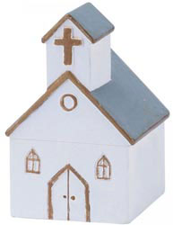 Custom imprinted Church Stress Reliever