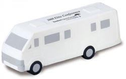 Custom imprinted Rec Vehicle Stress Reliever