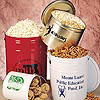 1 Gallon Tin with Caramel Popcorn