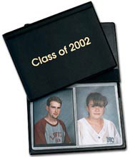 Custom imprinted Giant Photo Wallet