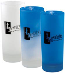 Custom imprinted Cold Fusion Straight Tumbler - 10 oz.