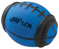 Custom imprinted Rubber Football