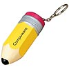 Pencil Key Chain Stress Reliever
