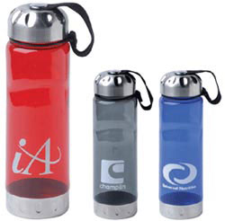 Custom imprinted CLOSEOUT 24 oz. Cannon Bottle
