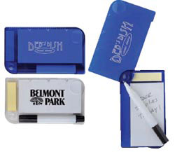 Custom imprinted 5-in-1 Memo Pad