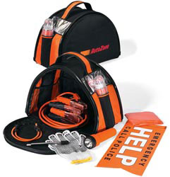 Custom imprinted Roadside Safety Kit