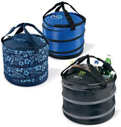 Custom imprinted Collapsible Party Cooler