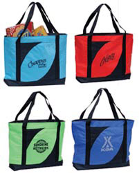 Custom imprinted Calypso Cooler Tote