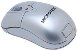 Custom imprinted CLOSEOUT Wireless Mouse