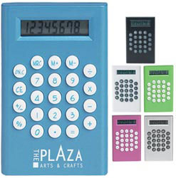 Custom imprinted Pocket Calculator