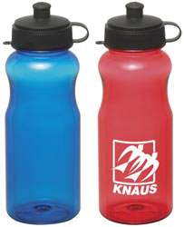Custom imprinted Marathon Sports Bottle