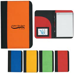 Custom imprinted Non-Woven Small Padfolio