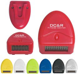 Custom imprinted Pedometer