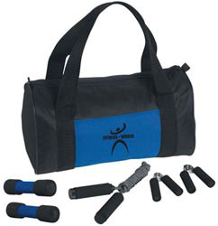 Custom imprinted Personal Training Kit