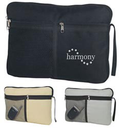 Custom imprinted Multi-Purpose Personal Carrying Bag
