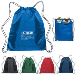 Custom imprinted Insulated Drawstring Sports Pack