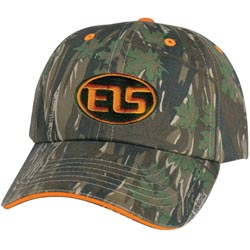 Custom imprinted Camouflage Cap - Embroidered