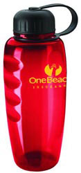 Custom imprinted CLOSEOUT 20 oz. Discovery Jr. Polycarb Bottle