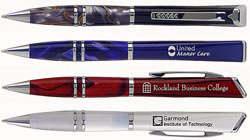 Custom imprinted Quad Pen