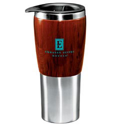 Custom imprinted Bosque Tumbler