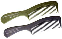 Custom imprinted Recycled Comb