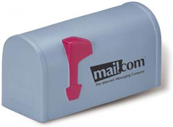 Custom imprinted Mail Box Stress Reliever