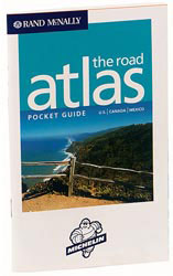 Custom imprinted Road Atlas